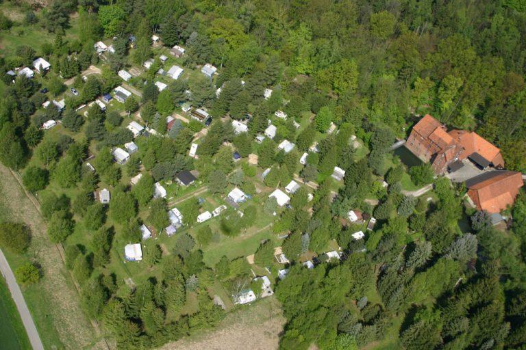 Der Campingplatz Bergmühle